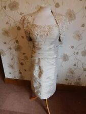 IRRESISTIBLE VEROMIA SUIT SIZE 16 MOTHER OF BRIDE BRAND NEW RRP £549 one only