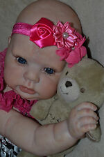 "Custom order for 21"" Crystal kit  You choose boy or girl! Reborn doll"
