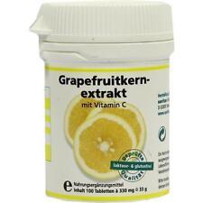 GRAPEFRUIT KERN Extrakt Tabletten 100 St