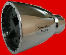 SHOWER BLASTER OVER 12.5 gpm ULTRA HIGH PRESSURE SHOWERBLASTER BRAND SHOWERHEAD.