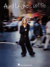 Avril Lavigne - Let Go: P/V/G (Piano/Vocal/Guitar Artist Songbook)