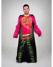 New Licensed LMFAO Party Rock Red Foo Sky Blu SNUGGIE     TOO FRIKIN COOL!!