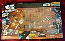 Star Wars Disney Micro Machines Epic Battles Toys R Us Exclusive 48 Total Sealed