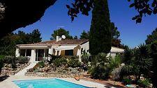 Ferienhaus Côte d'Azur/Provence (klimatisiert/eigenes beheizbaresPool)