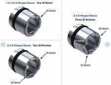 Sonnax 68942-05K Overlap Control Valve Sleeve Kit Fits 722.6 Mercedes-Benz Trans