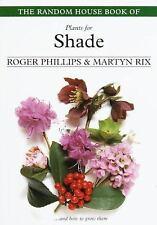 The Random House Book of Plants for Shade (Random House Book of ... (Garden Plan