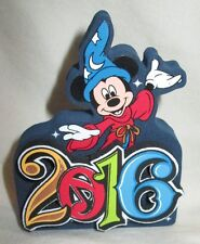 Disney Parks Sorcerer Mickey Mouse 2016 WDW Car Vehicle Antenna Topper - NEW