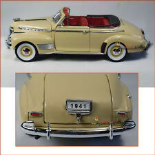 1941 Chevrolet Special Deluxe convertible 1:24 scale diecast BRAND NEW UNBOXED.