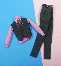 """POPPY PARKER SIMPLY SIMPATICO ~ Darla Pants Belt Vest Blouse Tie 12"""" Doll Outfit"""