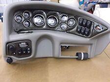 NEW OEM CROWNLINE BOAT STARBOARD LASER WAVE DASH PANEL ASSEMBLY 62608