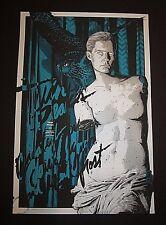 TWIN PEAKS Limited Ed Print Poster DAVID LYNCH Matt Ryan Tobin Mondo artist x/25