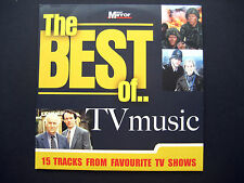 THE BEST OF TV MUSIC, CD, A THE DAILY MIRROR NEWSPAPER PROMOTION (1 CD)
