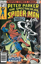 The Spectacular Spider-Man Comic Book #22, Marvel Comics 1978 NEAR MINT