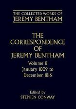 The Collected Works of Jeremy Bentham: The Correspondence of Jeremy Bentham,...