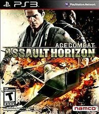 Ace Combat: Assault Horizon (Sony PlayStation 3, PS3, 2011)