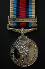 SILVER OPERATIONAL SERVICE MEDAL AFGHANISTAN,