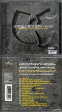 "WU-TANG ""Greatest Hits - Legend Of The Wu-Tang"" (CD) 2004 NEUF"