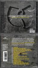 "WU-TANG ""Greatest Hits - Legend Of The Wu-Tang"" (CD) 2004 NEUF"