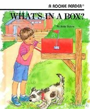 What's in a Box? (Rookie Readers: Level B)