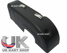 Kartsmart Honda Prokart Chain Guard Black R/H UK KART STORE