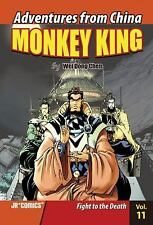 Monkey King # Volume 11 : Fight to the Death