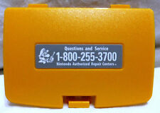 Game Boy Color (GBC) Dandelion (Yellow) Battery Compartment Cover (Lid)