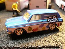 1969 Volkswagen Squareback Custom, Jolly Rancher Ed. Two Tone Blue real riders