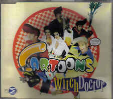 Cartoons-Witch Doctor cd maxi single
