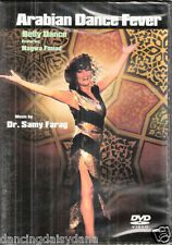 Arabian Dance Fever: Watch Egyptian Najwa Fuad Bellydance ~NTSC Arabic Movie DVD
