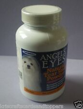 ANGELS EYES Chicken Formula Tear Stain Remover for Dogs 2.65oz (75g) FREE P&P