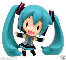 BANDAI Vocaloid Hatsune Miku Desktop Gashapon Mini Figure (Miku)