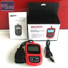 + OBD2 / EOBD XXLTech NX200 Handscanner CAN-BUS in deutsch für Renault MOTOR +