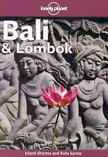 Lonely Planet : Bali and Lombok, Mary Covernton, Tony Wheeler
