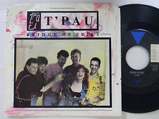 T'Pau 45 w/ps BRIDGE OF SPIES / NO SENSE OF PRIDE ~ Virgin VG+