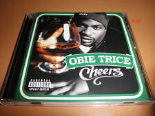 OBIE TRICE cd CHEERS dr dre EMINEM g-unit D12 busta rhymes 50 CENT nate dogg