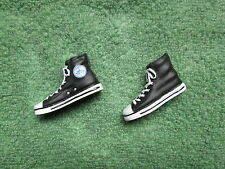 1:6 Scale ZC WORLD Female Sneakers Shoes Black ZC Girl Verycool Phicen Hot Toys