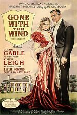 Gone With The Wind Ver G Movie Poster 14X20