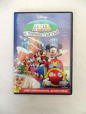 IL TRENINO CIUF CIUF La Casa di Topolino Disney Film DVD