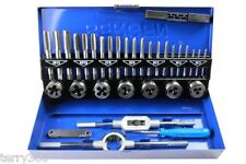 32pc Tap And Die Set Metric Garage Quality BERGEN 2553 IDEAL AUTOMOTIVE SET