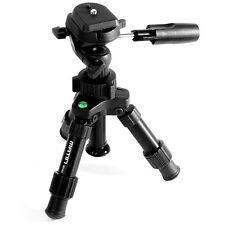 MATIN D-SLR RF Mirrorless Camera Table Top Mini Tripod MP-302 2sec w/ Case&Head
