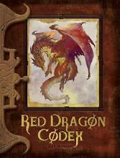 Red Dragon Codex (Deckle Edge) (The Dragon Codices)-ExLibrary