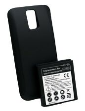 New Premium Extended Battery 3800mah for Samsung Galaxy S II SGH-t989 + DOOR