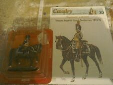 A diecast model soldier of the napoleonic wars  no20