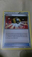 Ultra Ball Pokemon Trainer Card UNCOMMON [FATES COLLIDE]