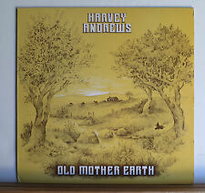 Harvey Andrews - Old Mother Earth LP 1984 Beeswing Records LBEE 004 British Folk