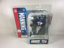 2006 NFL MCFARLANE SERIES 13 ELI MANNING NEW YORK GIANTS