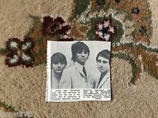 k1-7 ephemera 1966 picture the mindbenders appear in margate