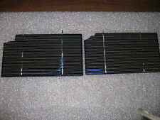 40 3x6 Solar Cell DIY Solar Panel Value Pack of Tabbed Broken Solar Cells
