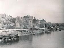 ANGERS c. 1950 - Maisons en Bord de La Maine Lavoirs Maine et Loir - DIV 5142