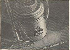 Y4431 Aspirapolvere PROTOS - Pubblicità d'epoca - 1929 Old advertising